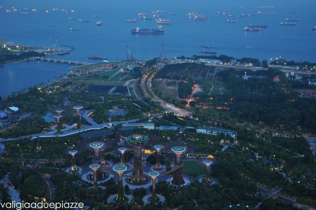 baia di singapore