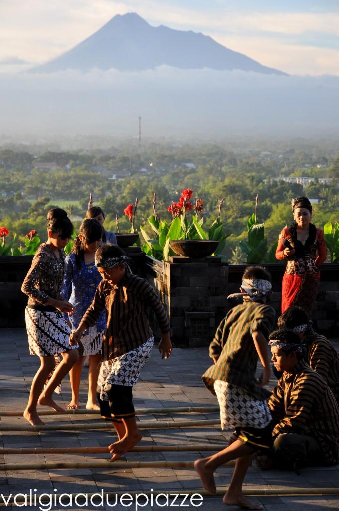 danze tipiche Merapi