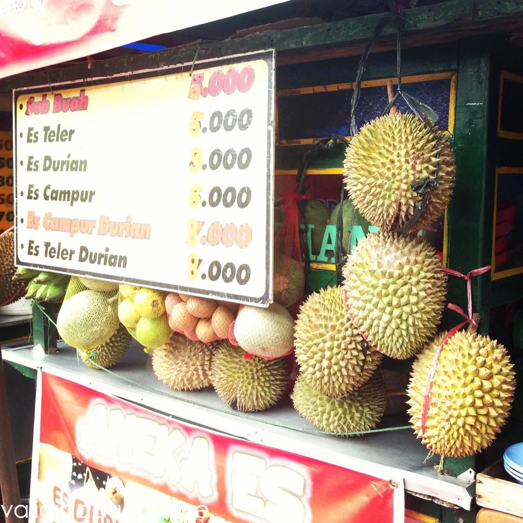 durion indonesia