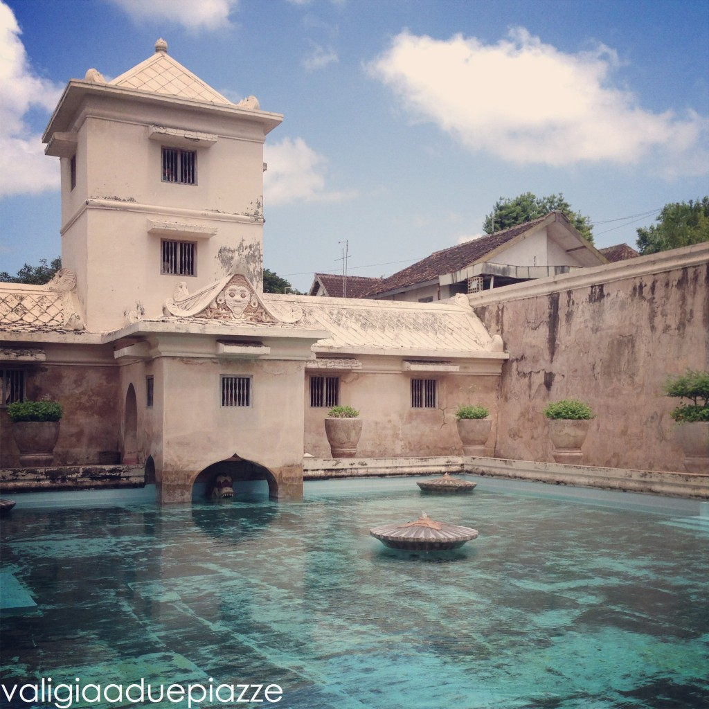 water castle yogya