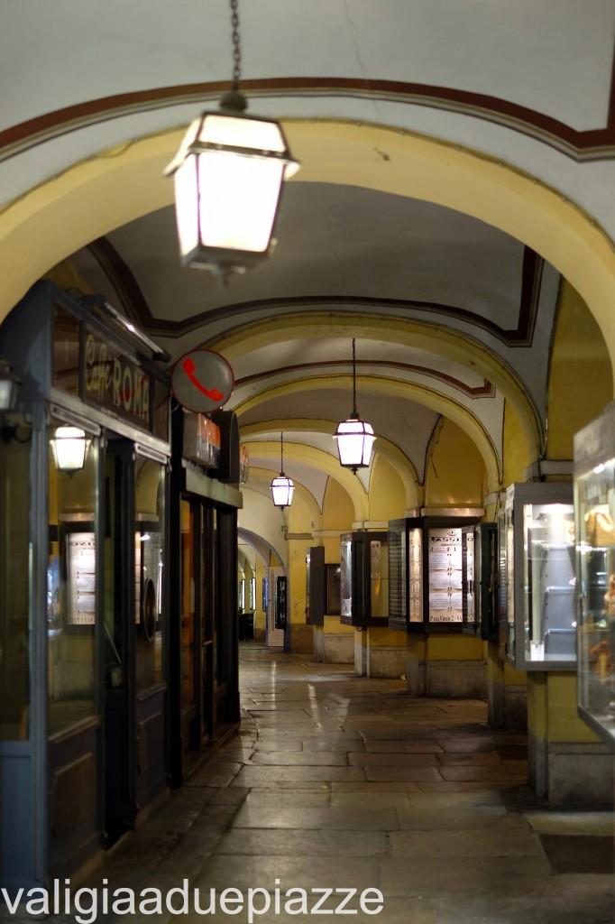 Saluzzo portici