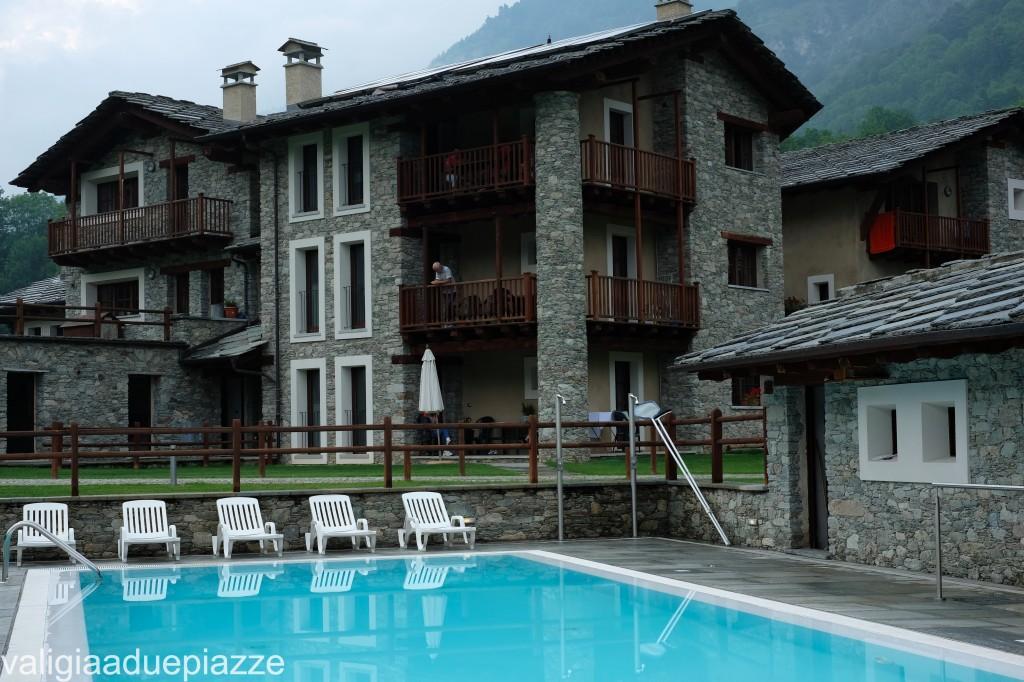 hotel torinetto residence piscina