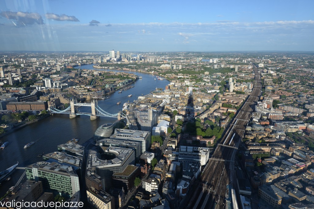 Tower Bridge The Shard London