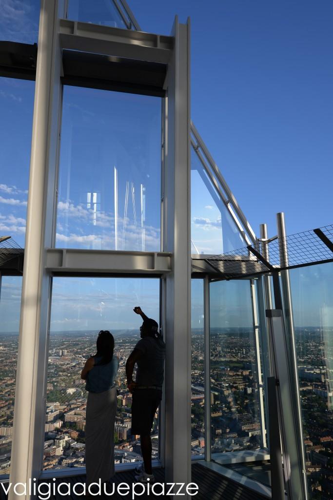 Scheggia di vetro Londra