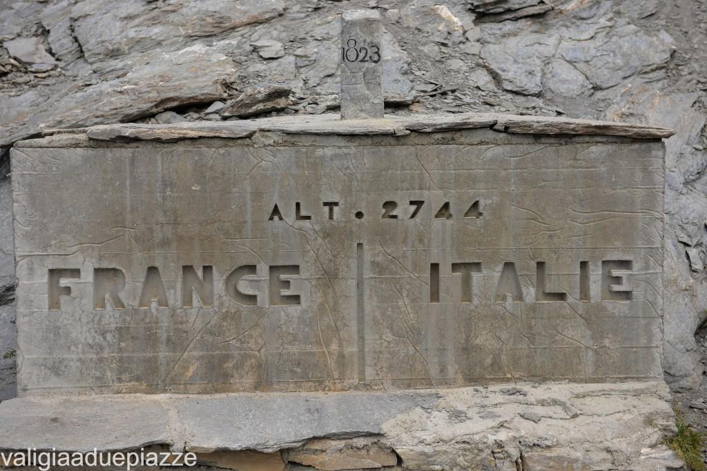 valico colle agnello italia francia