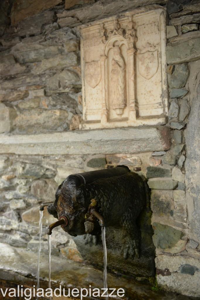 Casteldelfino fontana Boarelli