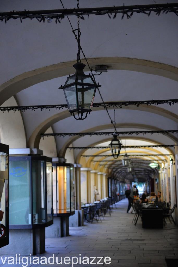 saluzzo centro portici