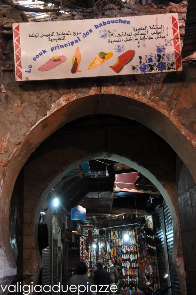 souk babouches marrakech