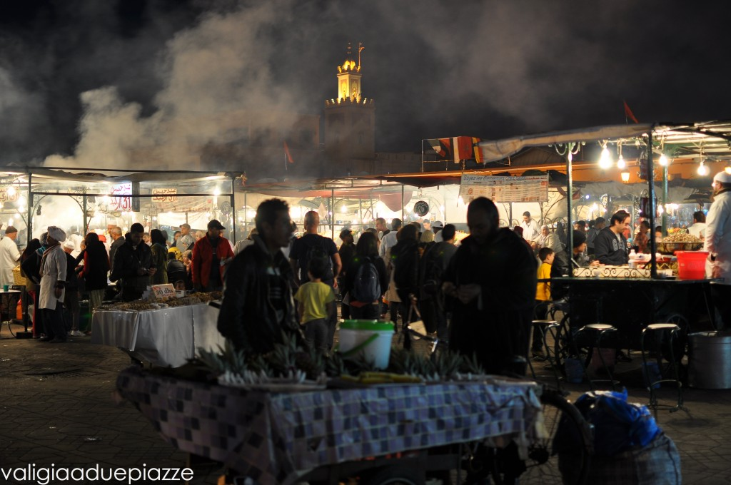ristoranti djemaa el fna marocco