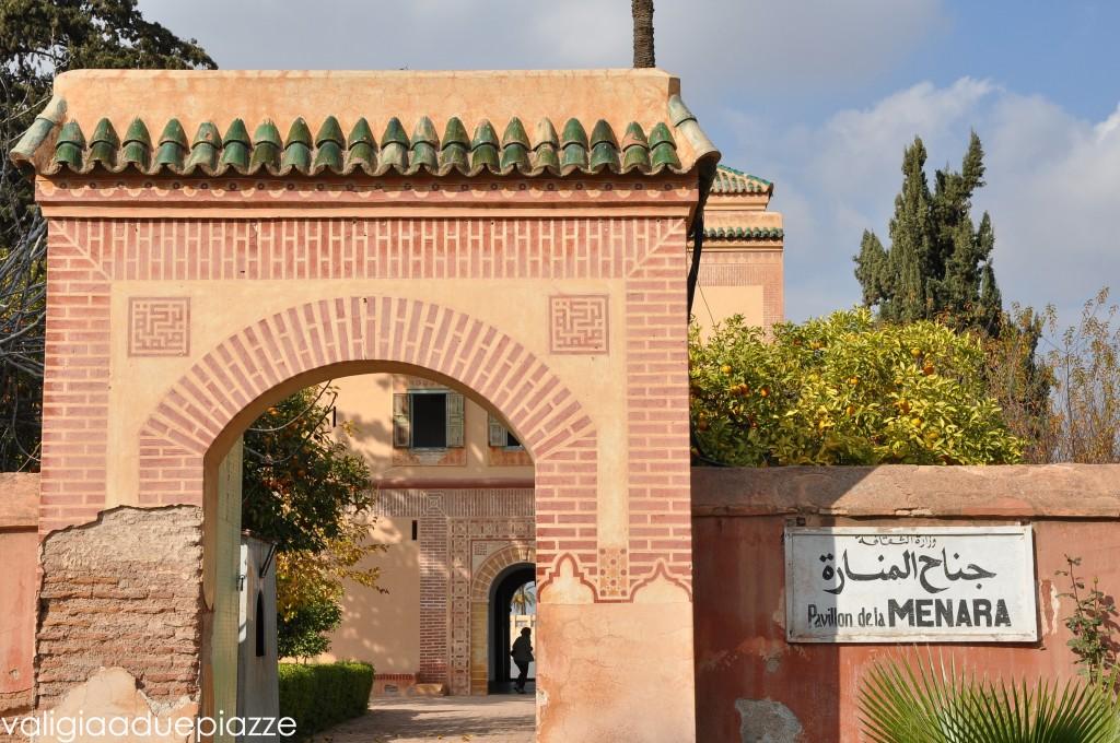 giardini menara marocco