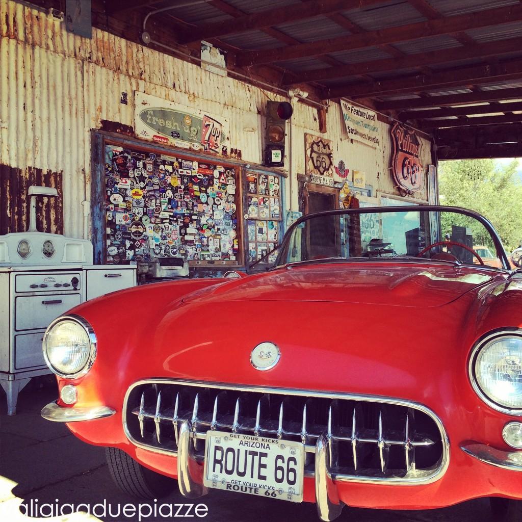 Corvette Hackberry