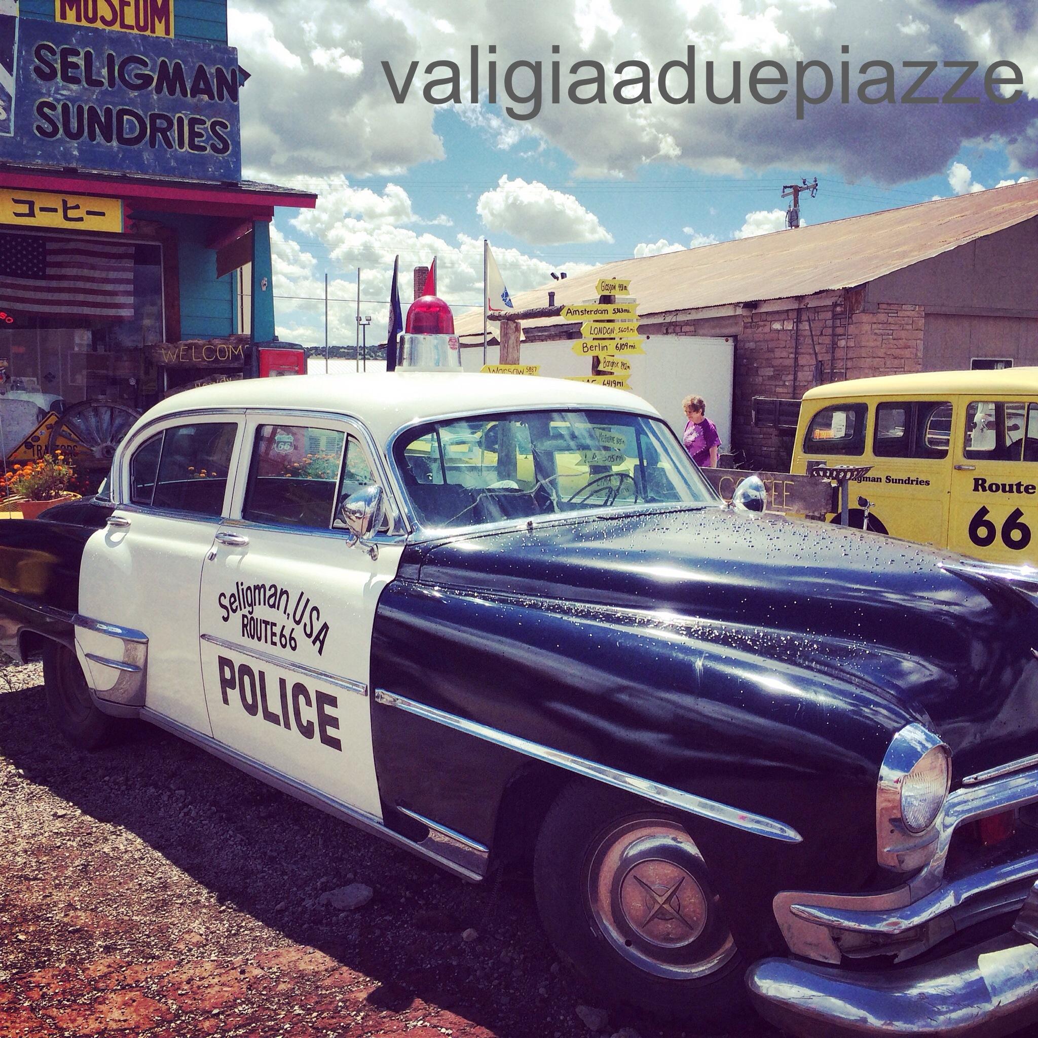 Arizona Usa Radiator Springs E La Route 66