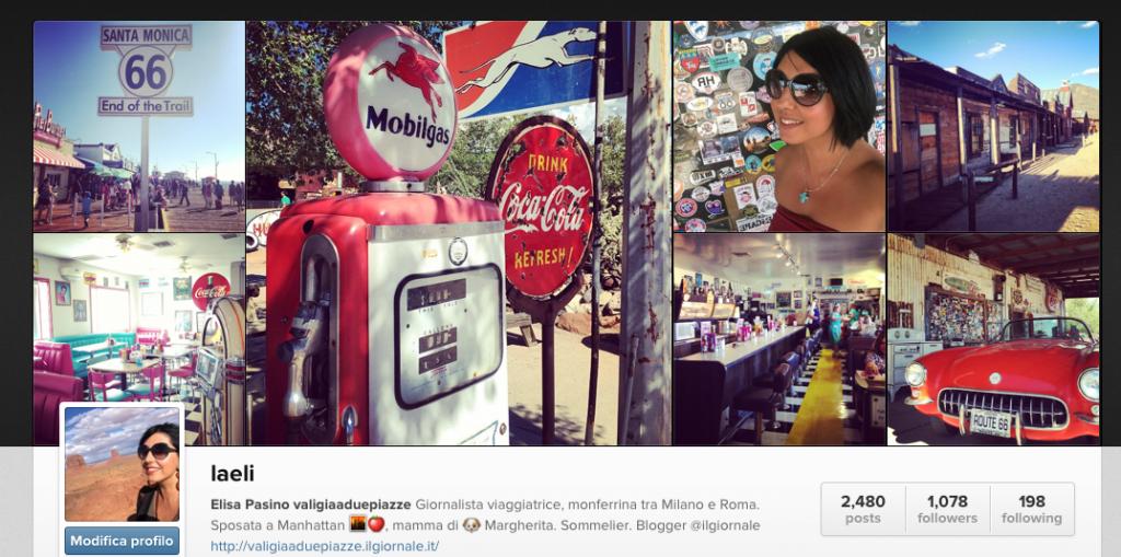 Instagram #valigiaaduepiazze
