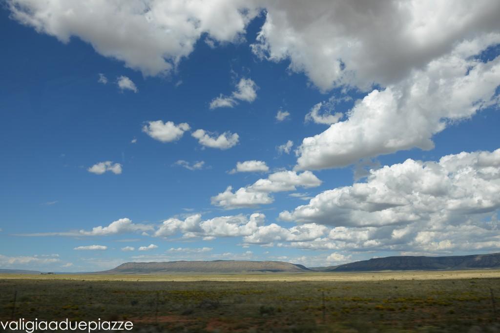 il cielo dell'Arizona