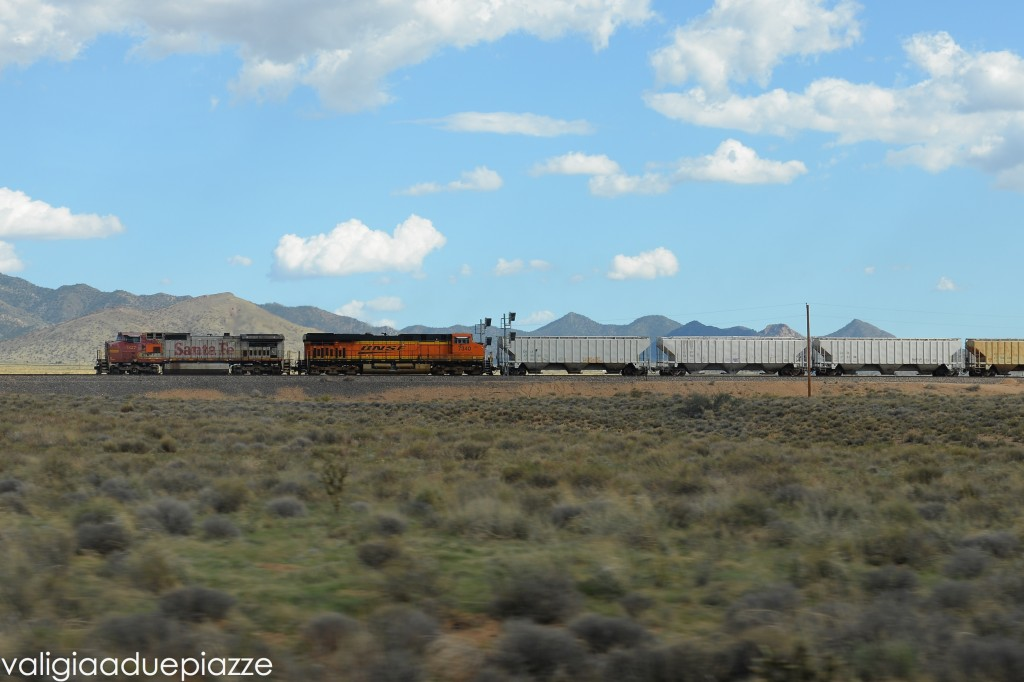 Santa Fe rail Arizona