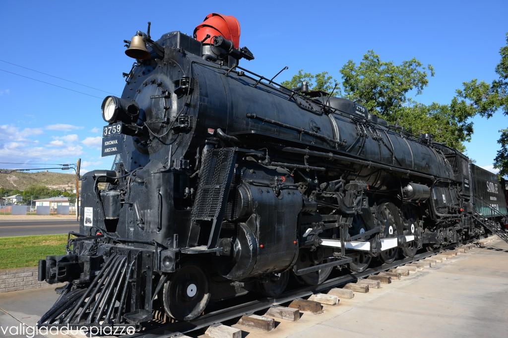 santa fe rail kingman