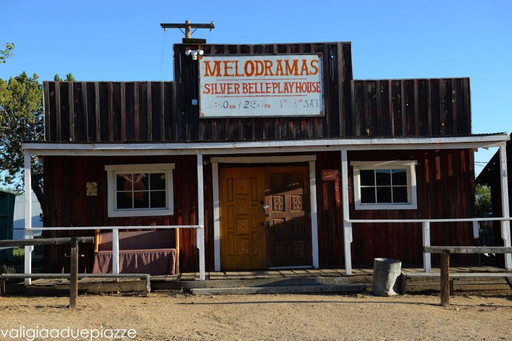ghost town arizona
