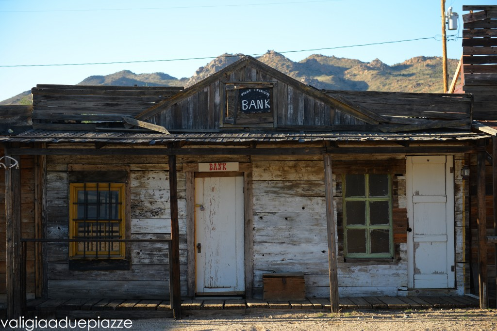 bank ghost town chloride
