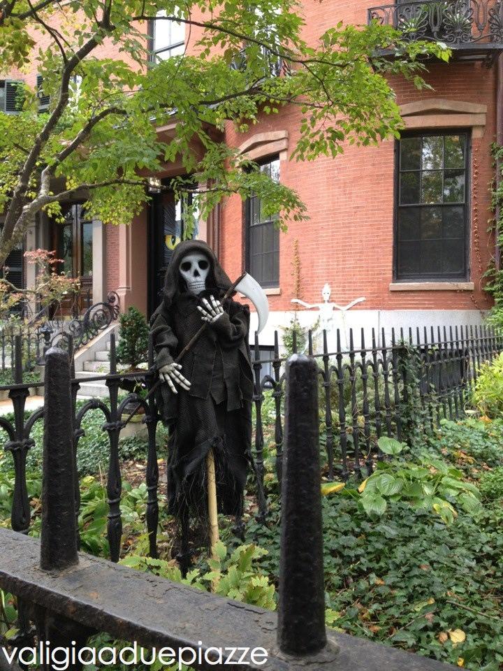 halloween boston