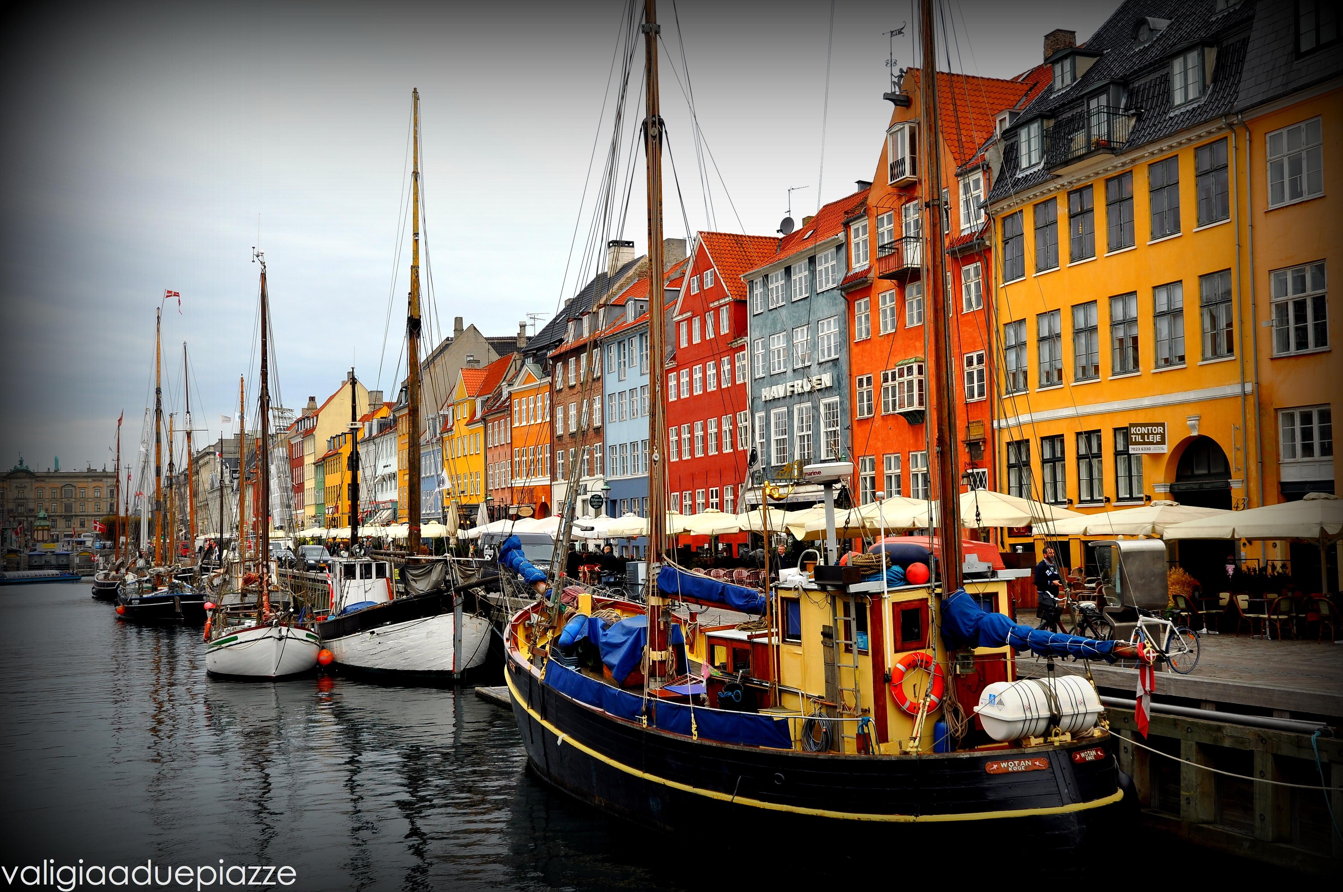 Visitare Copenaghen Tre Giorni