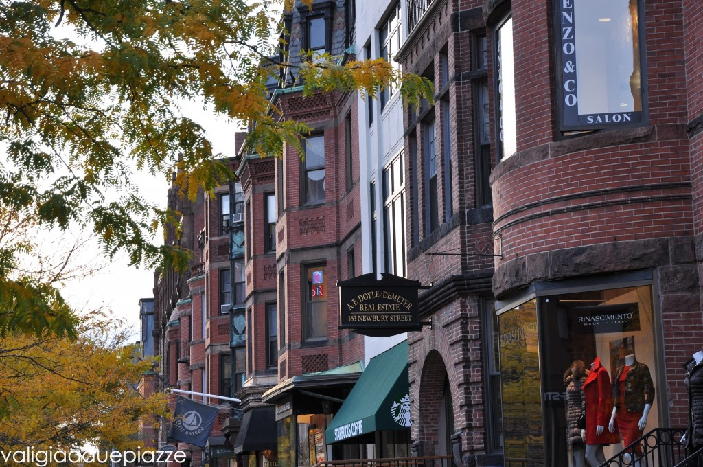 newbury st boston