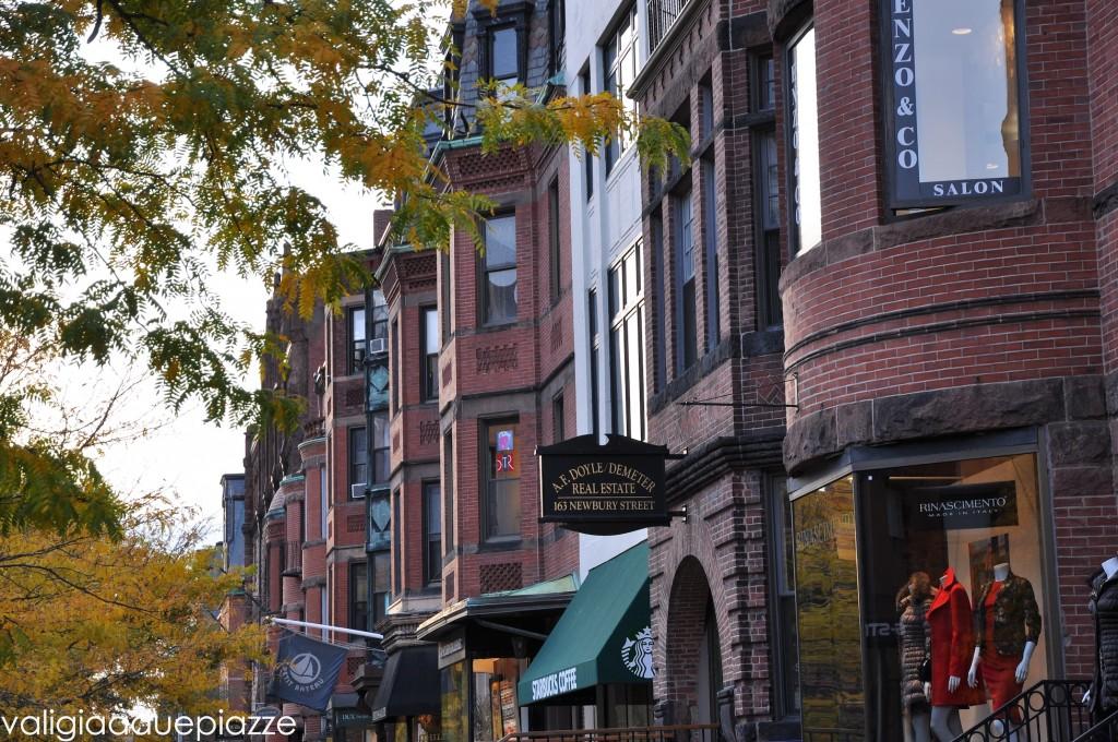 newbury st boston