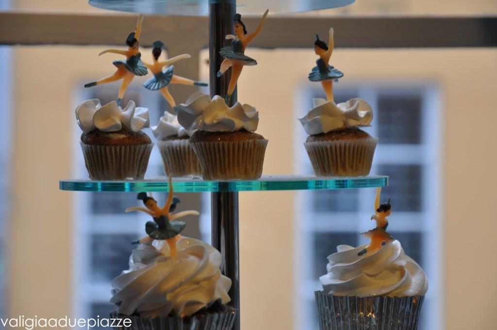La vetrina di Serenity Cupcakes