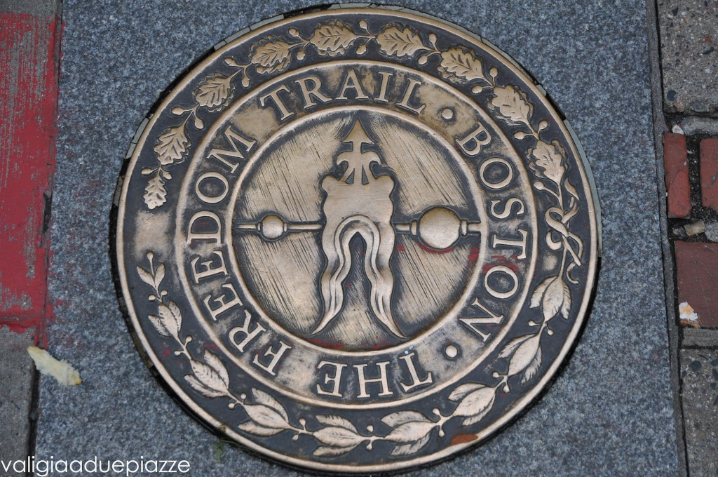 The freedom trail boston