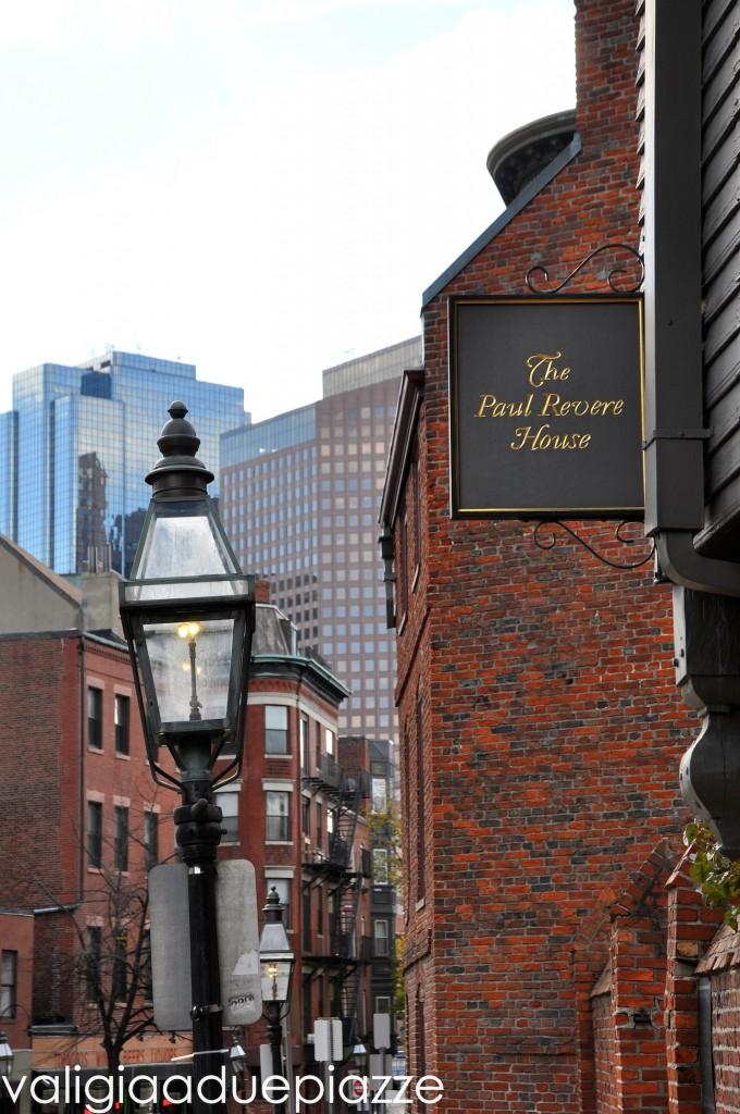 Casa di Paul Revere