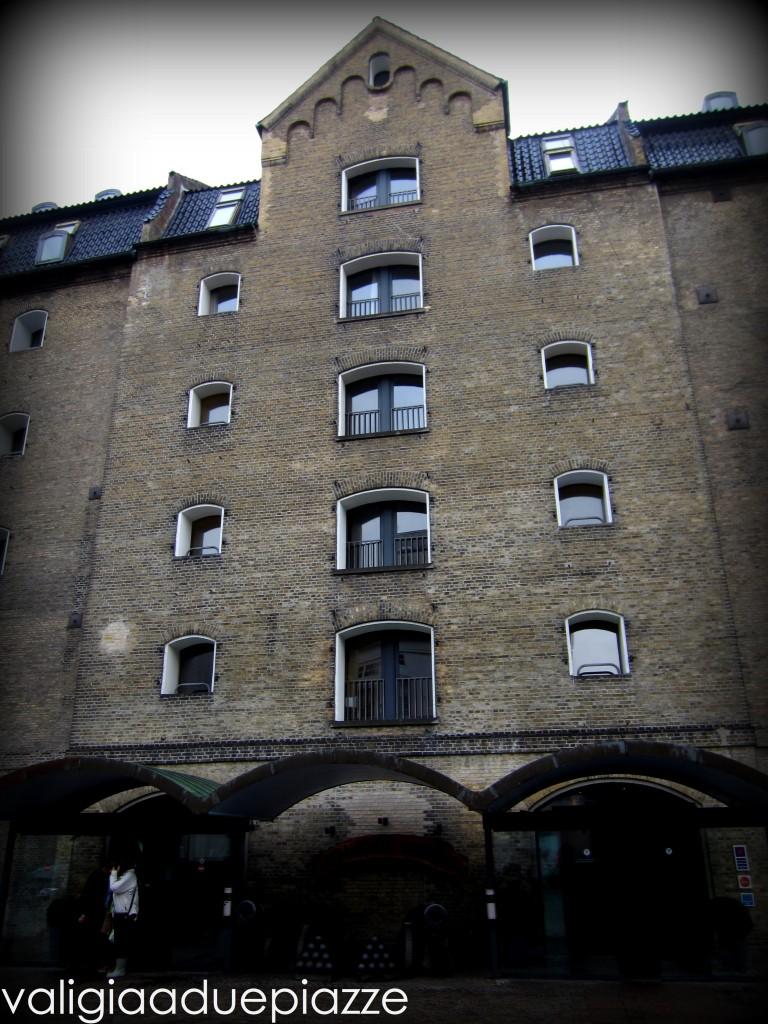 admiral hotel ex granaio