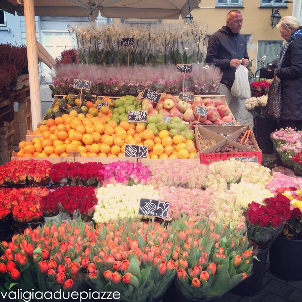 fiori e frutta copenaghen