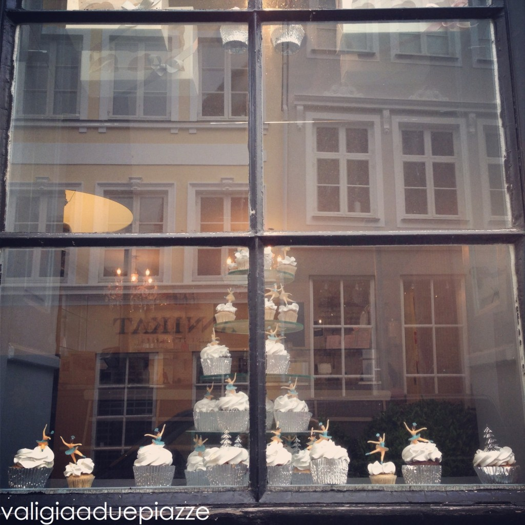 serenity cupcakes ballerinas
