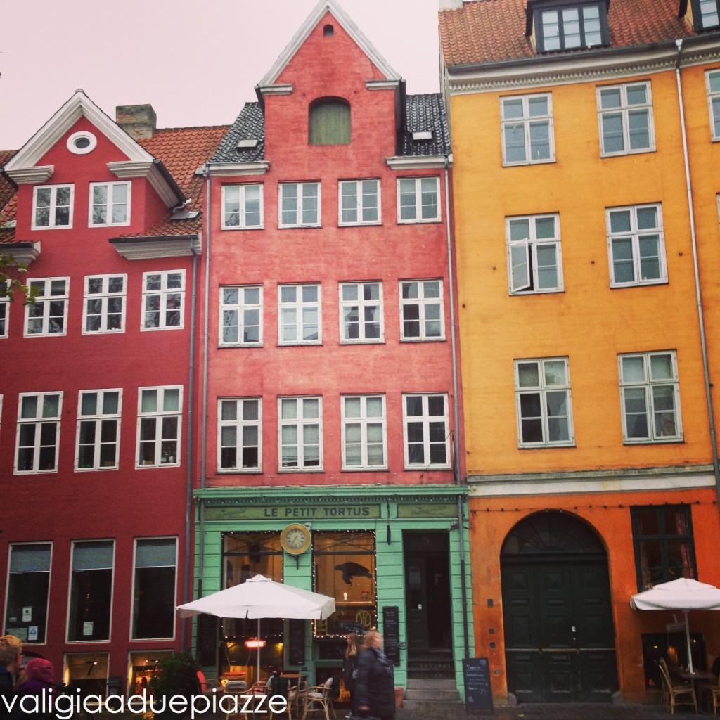 La bella piazza di Gråbrødretorv