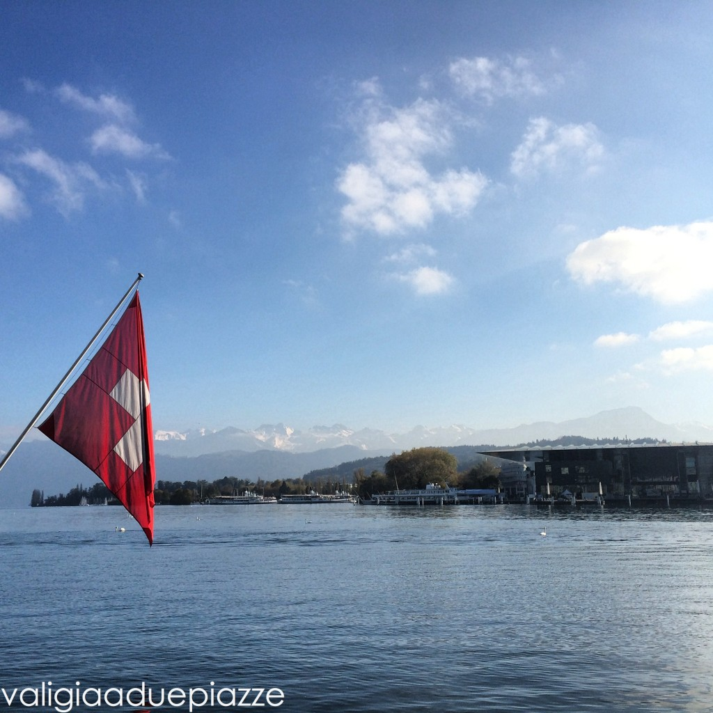 lago dei quattro cantoni svizzera