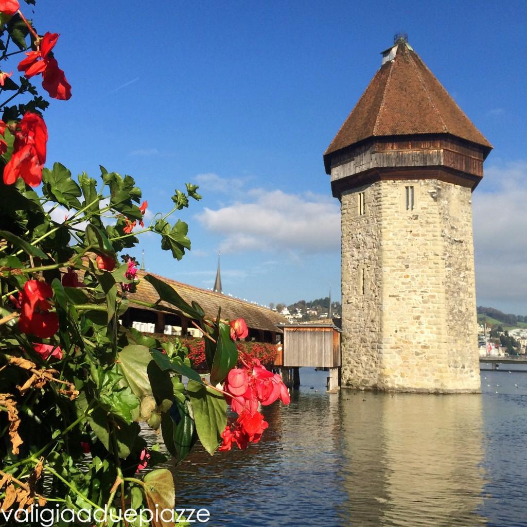 torre sull'acqua luzern