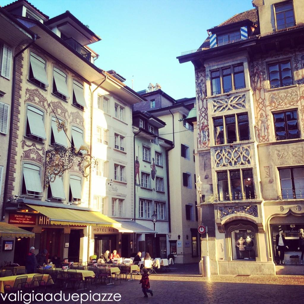 città vecchia lucerna