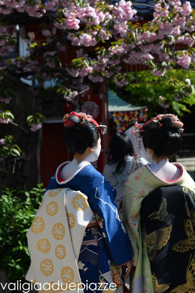 geisha a gion kyoto