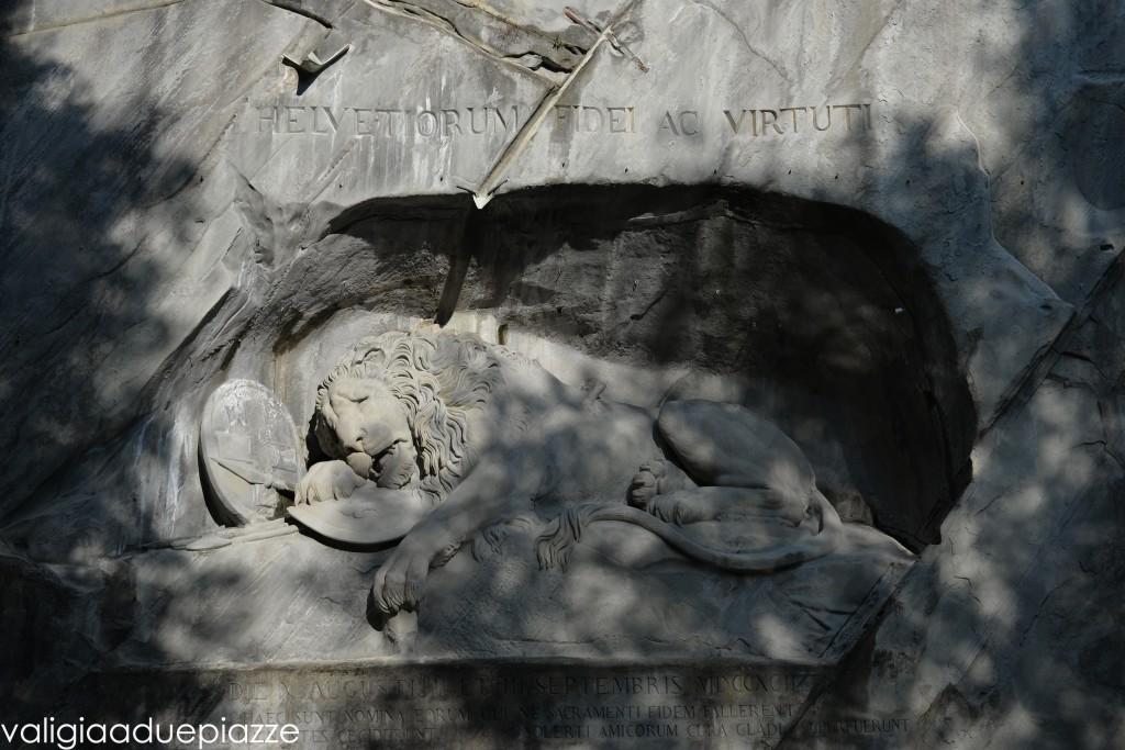 leone morente svizzera