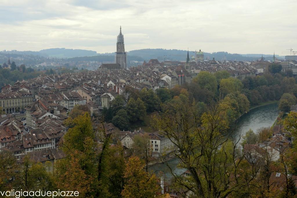 Berna Svizzera panorama