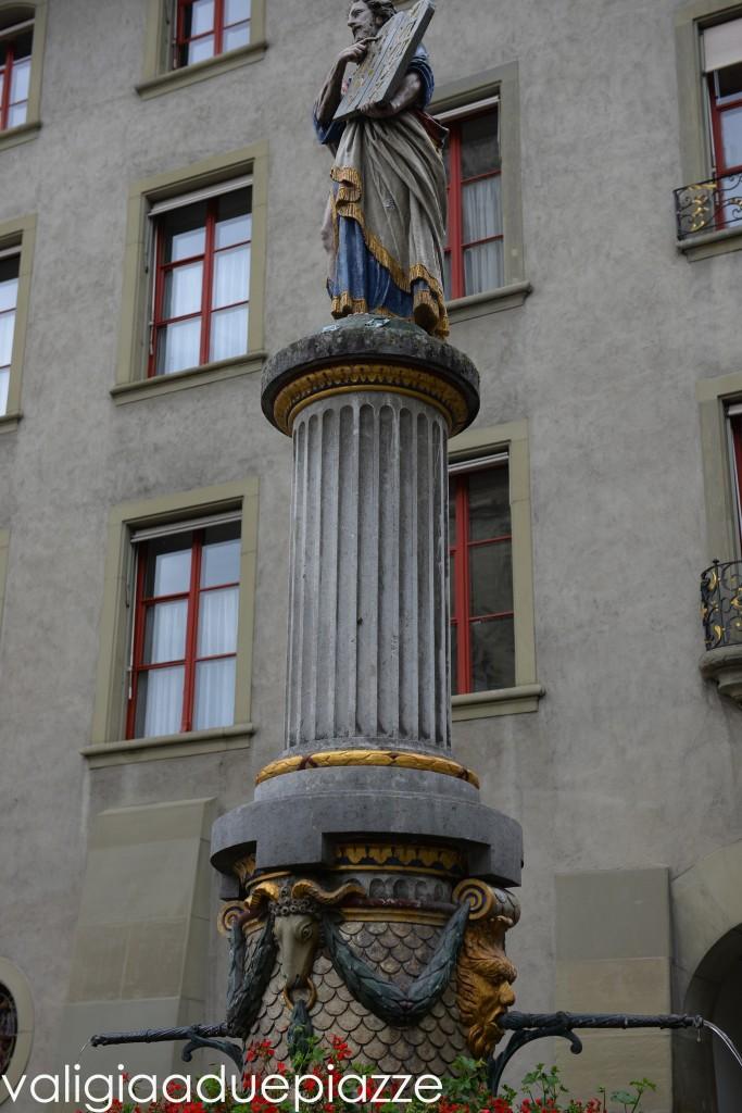 città vecchia berna fontane