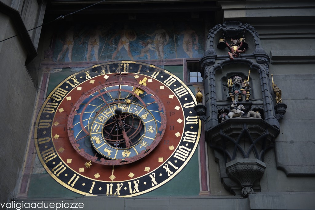 torre dell'orologio berna