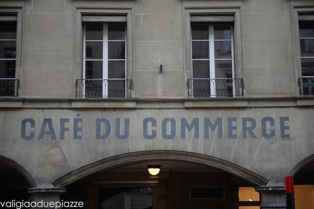 Café du Commerce Bern