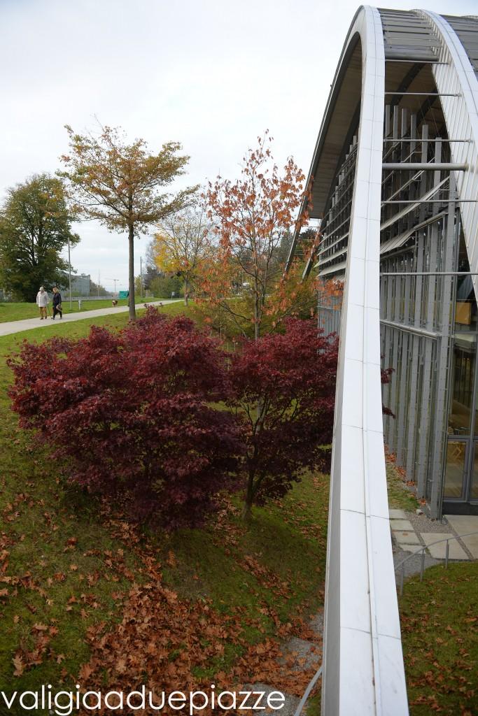 foliage museo paul klee bern