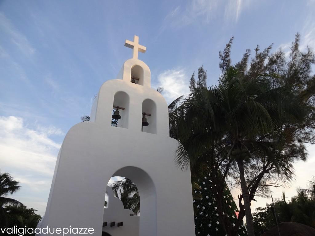 iglesia playa del carmen