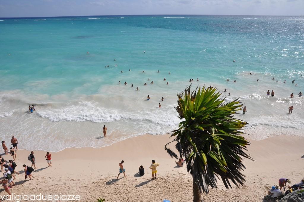 playa paraíso tulum mexico