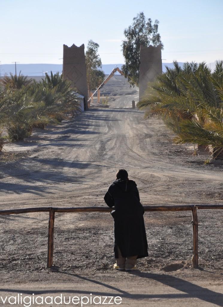 Merzouga alle porte del deserto