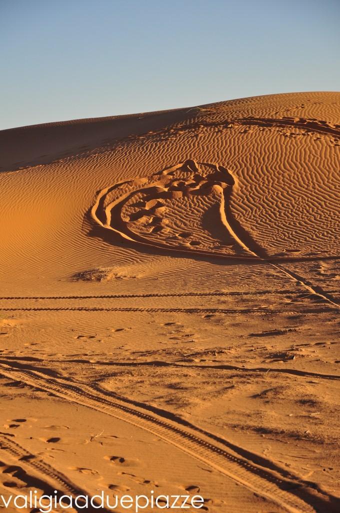 dune deserto sahara marocco