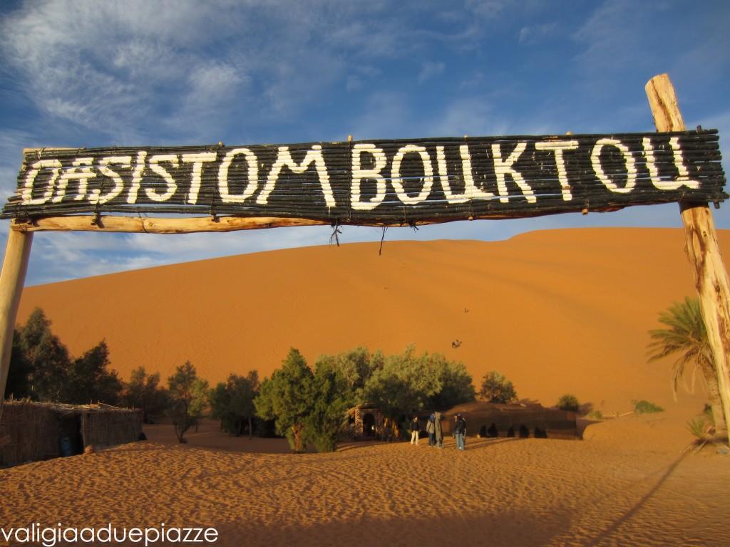 Oasis Tombouktou Sahara Erg Chebbi
