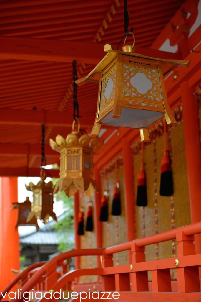 tempio shintoista fushimi inari