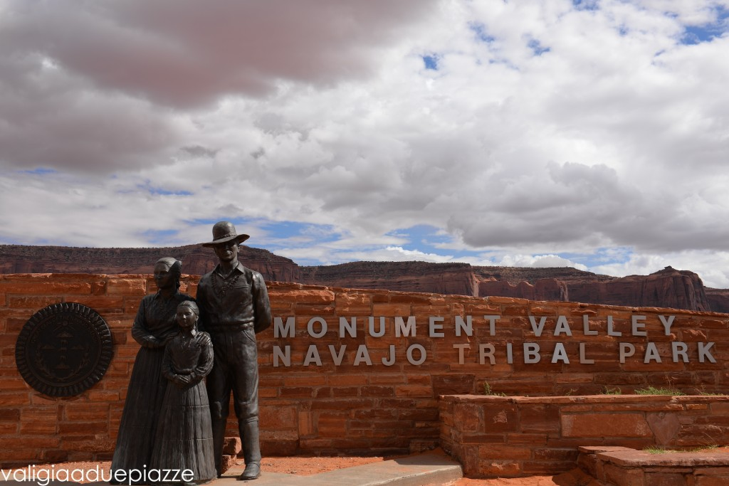 entrata monument valley
